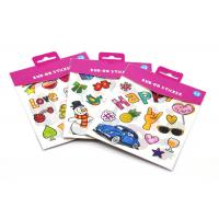 China Dry Transfer Temporary Custom Tattoo Stickers 4 * 5.8 Cm Size For Clothes wholesale