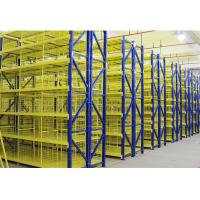 China Cold Roll Steel Medium Duty Longspan Shelving for Stacking Garment wholesale