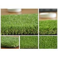 China Outdoor PE Imitation Grass Green 35mm Height Artificial Turf Grass wholesale