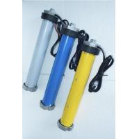 China Multi - Color 12V Dc Tubular Motor 59mm Tube Diameter Steel Material wholesale