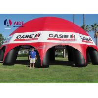 China Promotion Outdoor Inflatable Tent , Inflatable Tent Event For Advertisement on sale