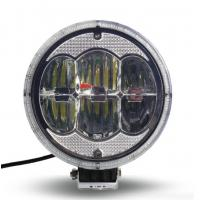China Automatic 7 Inch Outdoor LED Flood Lights For Tractors Truck IP68 Waterproof wholesale