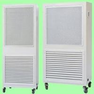 mobile air filter