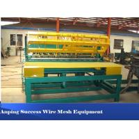 China Automatic Fence Welding Machine For Panel High Efficient 3 - 6mm Wire Diameter wholesale