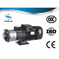 China 2-6 Stage Horizontal Multistage High Pressure Centrifugal Pump For Reverse Osmosis System on sale
