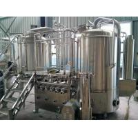 China Turnkey Beer Brewing Equipment Popular Design for The Brewhouse wholesale
