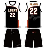 China Custom Design Colorful Size Basketball Vest Sport jersey Uniform Set wholesale
