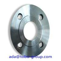 China ASME B16.5 4'' 600lb Forged Blind Flange sch40 Slip On Flanges wholesale