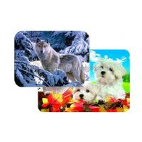 China Custom Depth 3D Lenticular Placemats Decoration For Dining Room wholesale