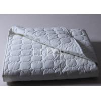 China Single Size / Double Size Mattress Pads and Toppers for Hotel / Household / Hospital wholesale