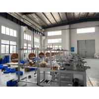 China Fast Speed Ear Loop Face Mask Making Machine With Sealing Function wholesale