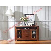 China Solid Wooden Dining Side Cabinet in Buffets & Sideboards wholesale