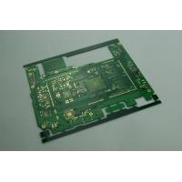 China Custom Green HAL Printed Multi Layer PCB Boards for High End Electronic 8 Layers 0.7mm wholesale