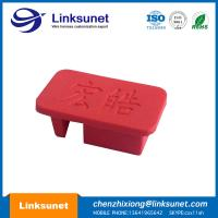 China 35MM Plastic Injection Molding RED Cap Mold With ROHS REACH Certificate wholesale
