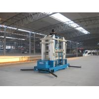 China One Person Self Propelled Elevating Work Platforms 22m For Maintenance Service wholesale