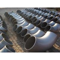 China ASTM / ASME S / A234 / A 234M WPB, WPC Carbon Steel Butt Weld Fitting, Steel Pipe Fittings wholesale