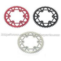 China Self Cleaning Dirt Bike Sprockets 520 Motorcycle Chain Sprocket Honda CR CRF 125 250 wholesale