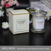 China Efficient Recycling Natural Scented Candle Non Toxic For Party / Express wholesale