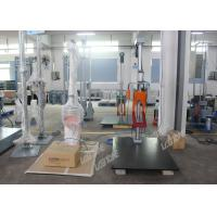Buy cheap Lab Drop Tester Machines For Package Drop Testing Satisfy GB , IEC , ASTM , ISTA And Other Standard from wholesalers