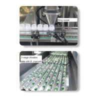 China Medical Counting And Packing Machine Multi Vibration Plate Bottle Packaging wholesale