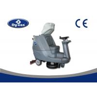 China Maximum Driving Type Floor Scrubber Dryer Machine For Warehouse Hard Floor wholesale