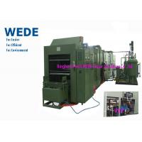 China Continuous Varnish Coating Machine Vacuum Stator Dipping For Automobile Motor wholesale
