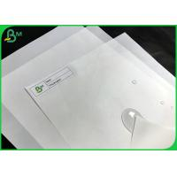 China Mineral - Based Nature White Unbleached Stone Paper 200um Waterproof Paper Sheet wholesale