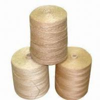 China CB/CRM Jute Yarn/Twine for Carpet Backing Cloth, Electricity Cable and Straw Mat wholesale