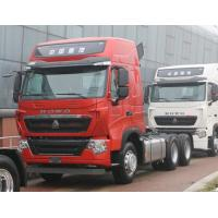 Buy cheap Sinotruk HOWO 371HP 6X4 Drive Prime Mover Trailer / Tractor Truck / Container Vehicle product