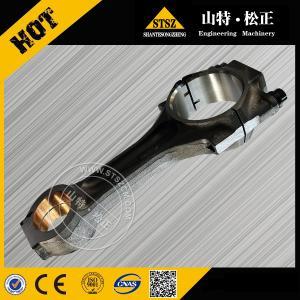 China Komatsu bulldozer spare parts, Komatsu D275A-2 engine connecting rod 6162-33-3101 wholesale