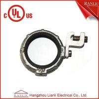 China 3 4 6 Malleable Iron Conduit Sealing Bushing Rigid Conduit Fittings WIth Terminal Lug Insulated wholesale