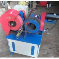 China Adjustable 32 Heads Square Pipe Polishing Machine 11700*1500mm wholesale