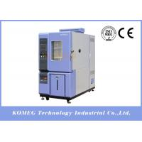 China Programmable Temp Humidity Environmental Test Chamber Air / Water Cooled wholesale