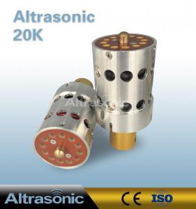 China Dunkane 110-3168 Utrasonic Welding Converter With 2 Nos Peizo 45mm Diameter wholesale