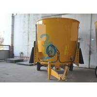 China Movable Small Tmr Mixer Feed Processing Equipment For Cattle Breeding wholesale