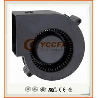 China 90mm 9733 high CFM mini brushless nmb bearing 12v dc centrifugal fan blower wholesale