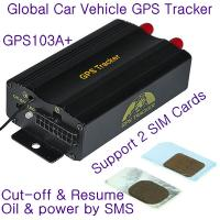 China New TK103B Car Vehicle GPS GPRS Tracker W/ Cut-off and Resume Oil & Power remotely by SMS wholesale