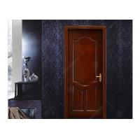 China Waterproof Hardwood Internal Doors , Moistureproof Solid Wood Internal Doors on sale