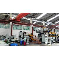 Buy cheap NC Decoiler And Straightener Punching Feeding Equipment With High Accuracy from wholesalers