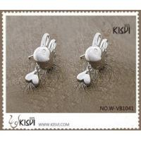 Quality Fashion Jewelry 925 Sterling Silver Earring W-VB1014 for sale
