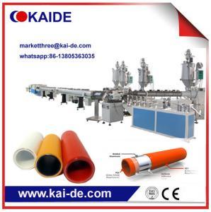 China PEX AL PEX pipe making machine supplier from China wholesale