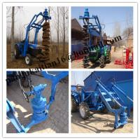 China material Earth Drill/Deep drill, factory Earth Excavator/pile driver wholesale