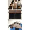 China Stainless Steel Border/tile trim/Skirting 201 304 316 grade wholesale