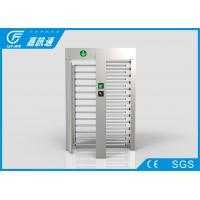 China RFID Electronic Turnstile Entry Systems , Football Stadium Turnstiles Fault Detectio wholesale