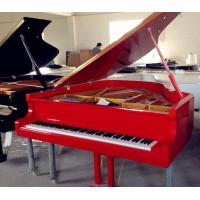 Quality 170cm 88 Key White Polished Acoustic Grand Piano 182x55x172cm AG-GP170W for sale