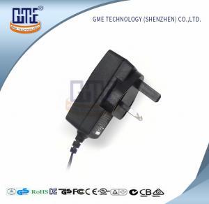 China 12v Power Adapter UK Plug , Wall Universal AC DC Adapter 1000ma wholesale