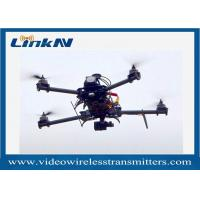 China UAV/drone Video Wireless Transmitter with Light Weight , Low Latency, small size wholesale