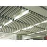 China U-aluminum Profile Screen Ceiling Tiles , Aluminum Suspended Ceiling wholesale