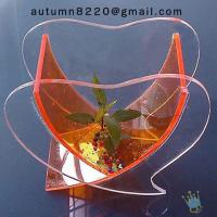 China transparent acrylic fish tank wholesale
