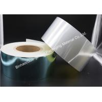 High Barrier Transparent BOPP Food Packaging Film 2 % - 10 % Shrinkage Rate